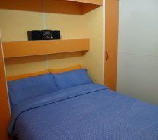 Habitación doble en bungalow en Camping Montsant Park