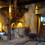 Molino de aceite de Margalef: proceso tradicional de elaboración de aceite
