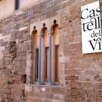 Castillo del vino en Falset: exposición de la comarca del Priorat y sus vinos, en la comarca del Priorat
