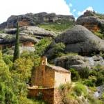 Ermitas de Ulldemolins: San Antonio, Sta. Madalena y San Bartolomé, a unos minutos del Camping Montsant Park