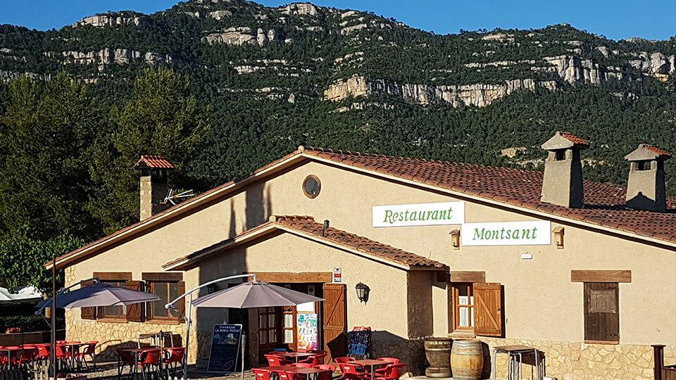 Restaurant Montsant