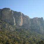 Sierra del Montsant, a unos minutos del Camping Montsant Park
