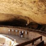 Cova de Santa Llúcia a La Bisbal de Falset a la comarca del Priorat