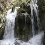 Cataratas en la Sierra del Montsant a unos minutos del Camping Montsant Park